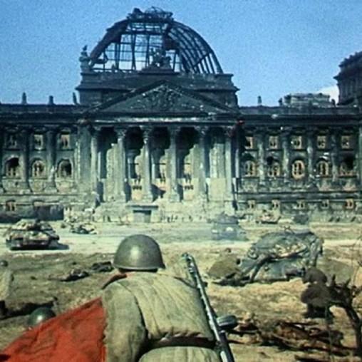 Reichstag Berlim 1945