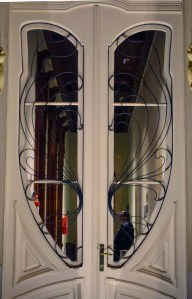 Porta protegida - Paço Municipal