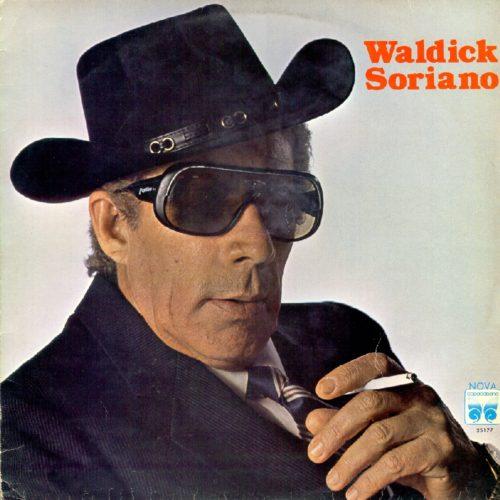 Capa de LP - Waldick Soriano
