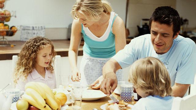 Família margarina