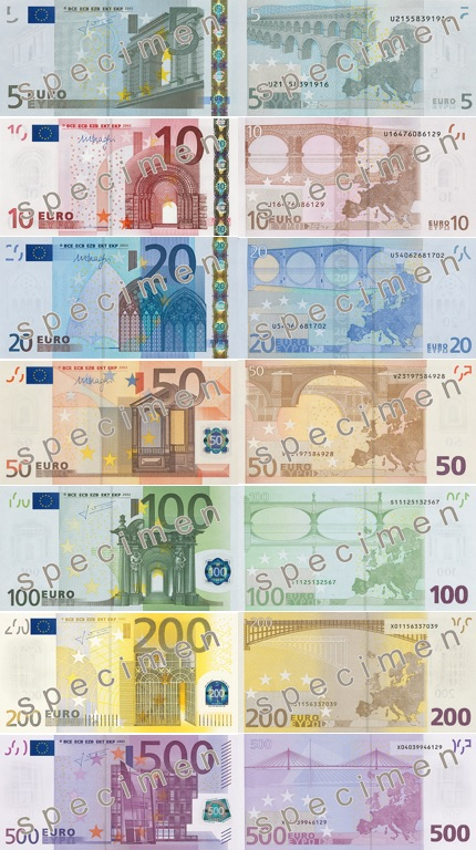 euro primeira família