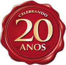 20 anos no ar