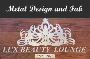 Metal Design and Fabrication