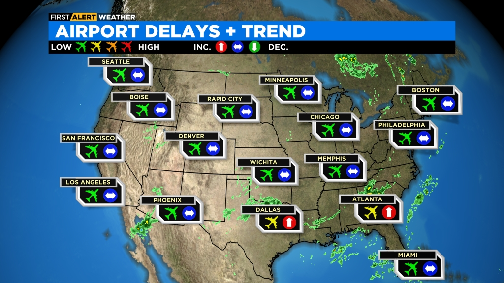 Airport Delays Full Airport Delays