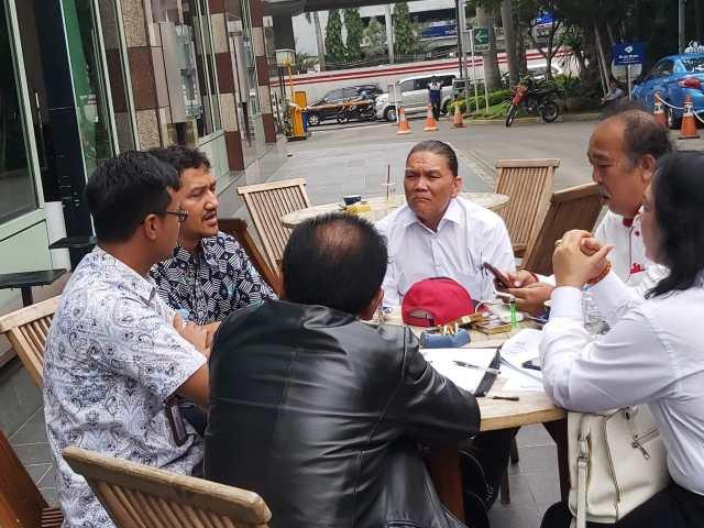 Dukungan Relawan Padamu Negeri Untuk PTPN 2 Terkait Pelepasan Tanah