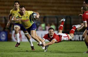 No Rugby, Brasil vence Canadá em jogo emocionante
