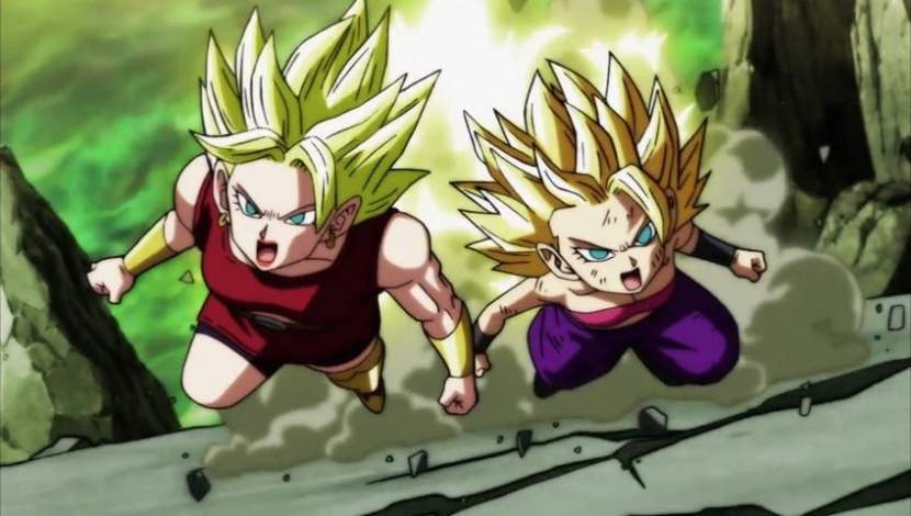 Kefura Vence A Goku Super Saiyajin Dios Azul Imagen Filtrada