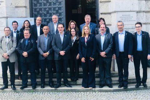 Presidente da Fiemg, Flávio Roscoe, integra Programa de Imersões de Inovação na Alemanha foto: Fiemg