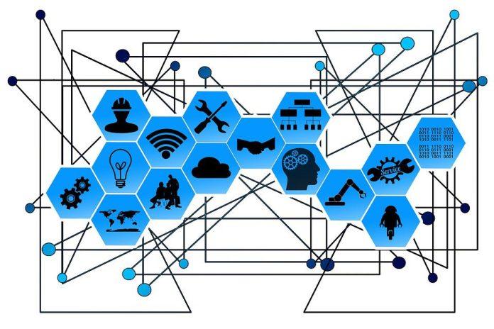 Os países desenvolvidos avançam com a indústria 4.0 Ilustração: Pixabay