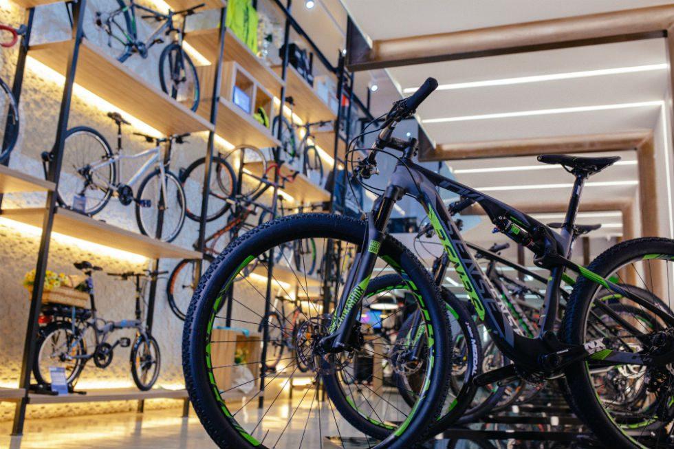6f74a7600 Empresa implanta loja conceito para venda de bikes