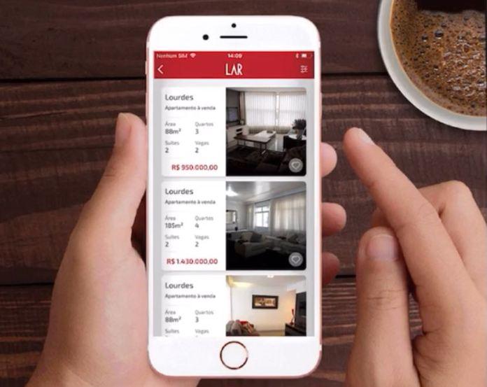 LAR Imóveis prepara o lançamento de um aplicativo que a empresa define como inovador