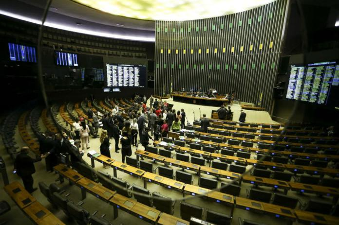 Estudo do Diap confirma a perspectiva de baixa renovação do número de parlamentares - Foto: Marcelo Camargo - Agência Brasil