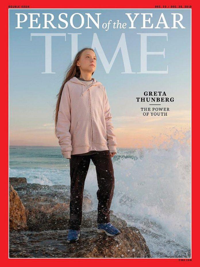 Pessoa do Ano para a revista Time, se consolida como liderança entre os jovens