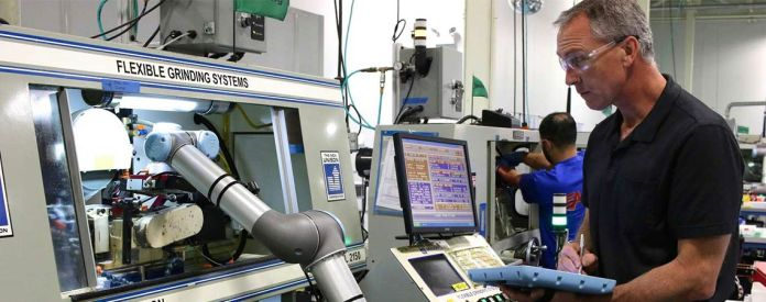 Fornecedor de robôs colaborativos, a Universal Robots avalia os efeitos da pandemia sobre o comportamento da demanda pelos equipamentos.