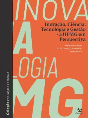 capa de livro inovação e tecnologia