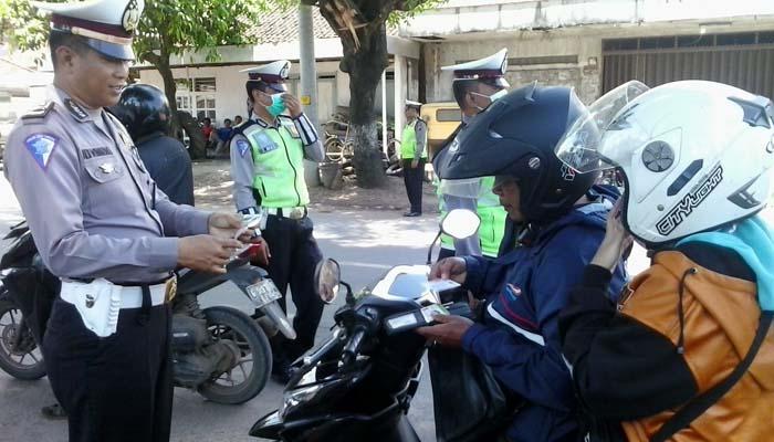 Dari 150 Pelanggar, Polisi Hanya Tindak 20 Persen