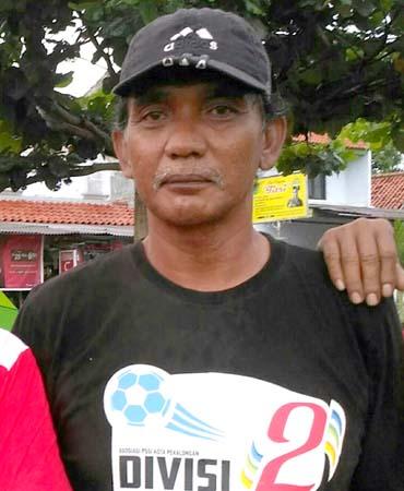 Alfian Tandjung, Ketua Pelatih SSB Bola Bina Daerah