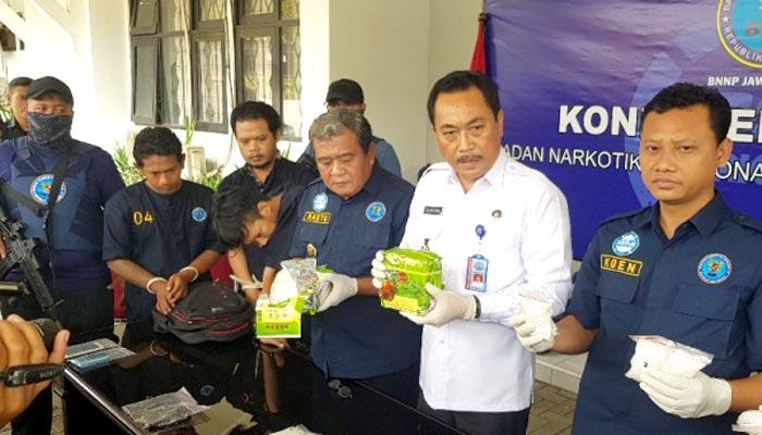 Bawa Sabu dari Surabaya ke Pekalongan, Diringkus di Stasiun Tawang