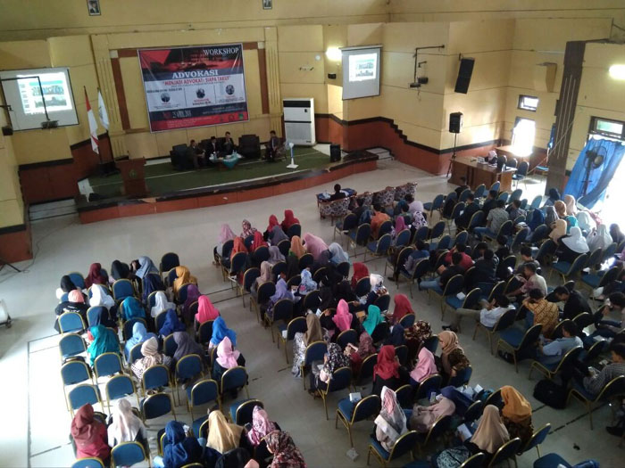 Workshop Advokasi