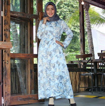 Dress Halimah, Trend Terkini