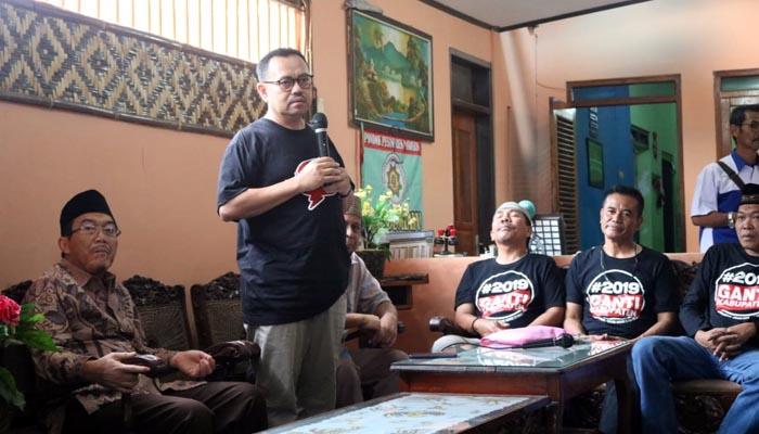 Sudirman Said Dukung Penuh Pemekaran Kabupaten Brebes Selatan