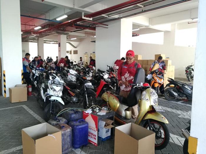 Honda Balik ke Jakarta