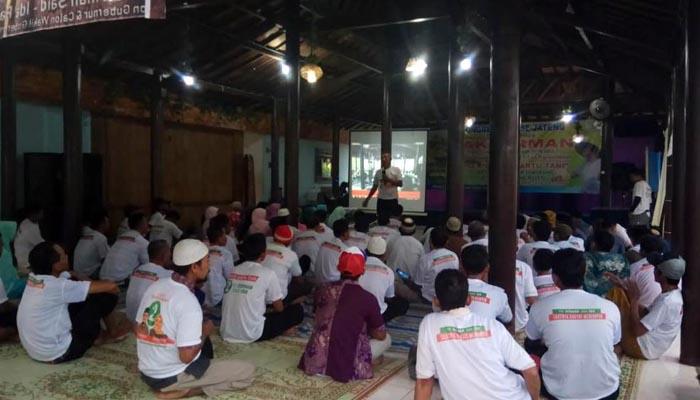 Petani-Nelayan Minta Pak Dirman Cabut Kartu Tani