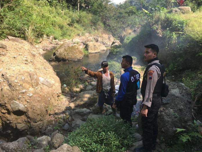 Lokasi Lewati Hutan, Polisi Patroli di Objek Wisata