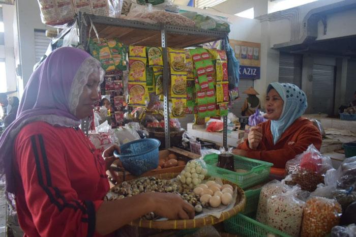 Pedagang Pasar Batang