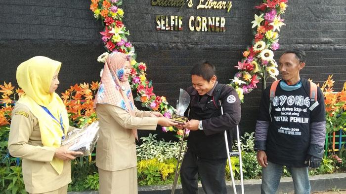 Mukti Ali dari Komunitas ODB Batang