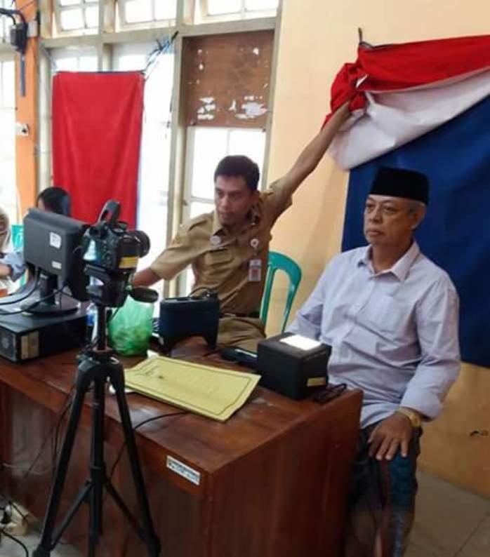 Kabar Gembira, 4 Kecamatan di Daerah Atas Bisa Cetak KTPel