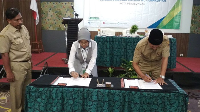 Mou BPJS TK PD Muhammadiyah