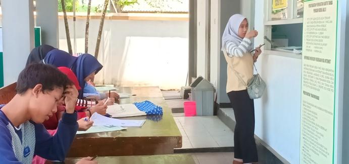 Pasca Lowongan PNS, Pemohon Kartu Kuning Sehari Capai 25 Orang