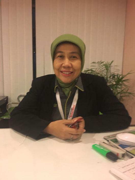 Wiwik Septi Herawati, Kepala BPJS TK cabang Pekalongan