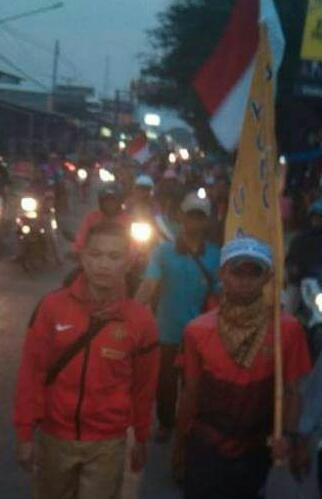 Honorer K2 Jalan Kaki 200 KM, Semoga Ditemui Pak Jokowi