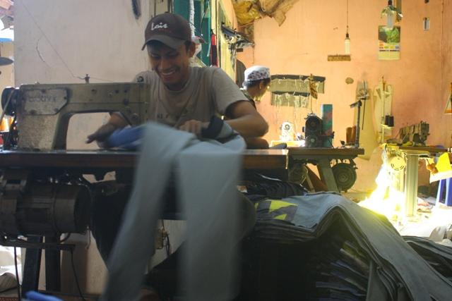 Pasar Konveksi Sepi, Pengusaha Tepuk Jidat