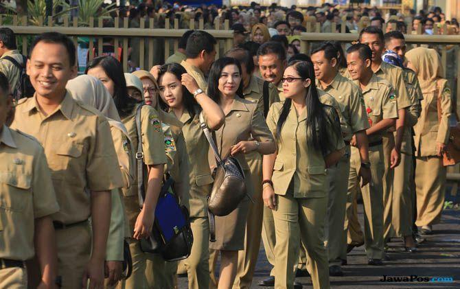 Alhamdulillah, PNS, TNI, Polri Segera Nikmati Kenaikan Gaji