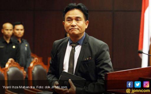 Mantap, Merasa Dirugikan Pendaftaran CPNS 2018, Honorer K2 Gandeng Yusril Ihza