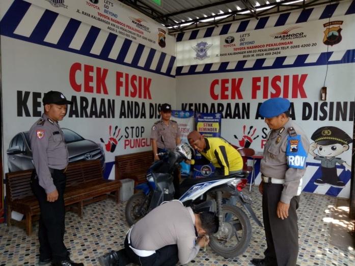 Cegah Pungli, Layanan Kepolisian Diawasi Propam