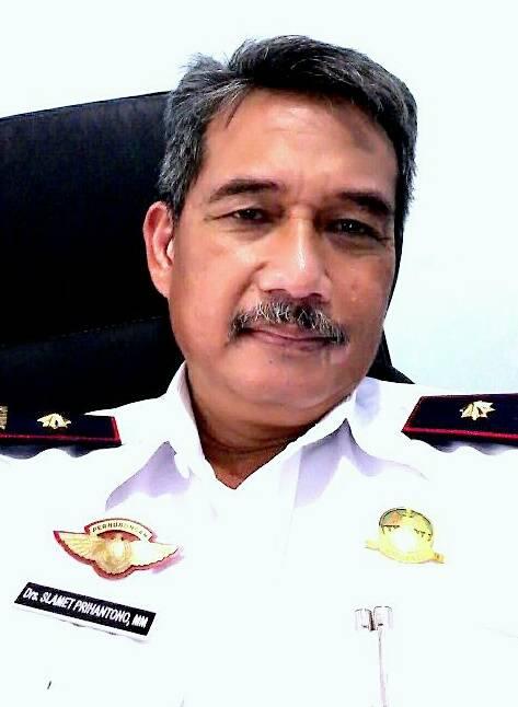 Slamet Prihantono, Kepala Dishub Kota Pekalongan