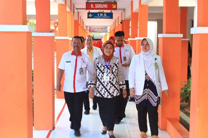 Surveior Apresiasi Pelayanan Penyakit Dalam dan IGD RSUD Kraton