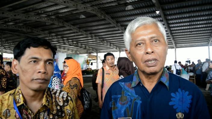 Kepala Dinas PMD P3A dan PPKB Kabupaten Pekalongan, Muhammad Afib
