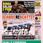 Liga dos Campeões e Liga Europa agitam manchetes internacionais