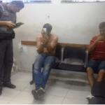 Câmera flagra irmão à procura de menina que teria sido abusada por prefeito
