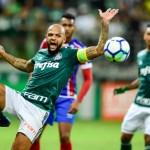 Capitão, Felipe Melo exalta torcida; William explica erro inacreditável