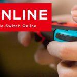 Serviço Online do Nintendo Switch será lançado na segunda metade de setembro