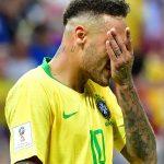 Jogador de beisebol simula lesão e MLB faz piada com Neymar