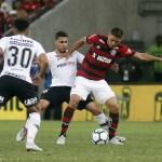 Flamengo x Corinthians pela Copa do Brasil: veja fotos