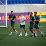 Veja quem são os novatos da Seleção Brasileira