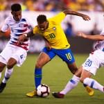 Estados Unidos x Brasil: veja fotos do amistoso